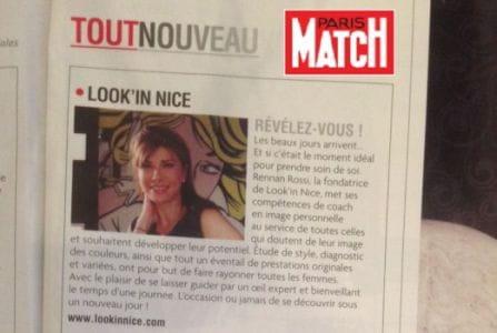 Vous lisez Paris Match ? Venez faire un bilan d'image gratuit !