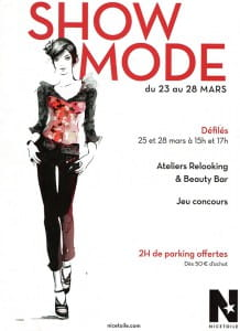 Atelier relooking à Nice Etoile - Show Mode