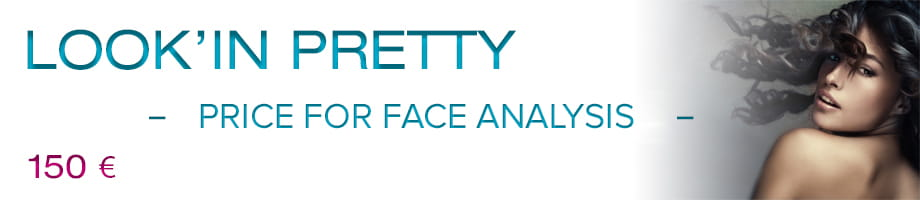 Price for face analysis