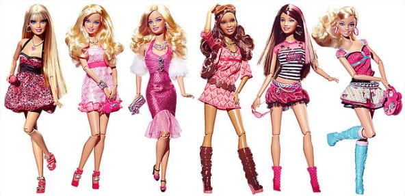 Et si la Barbie évoluait avec son temps ?