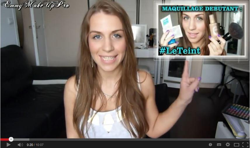 vlog Emm make up pro