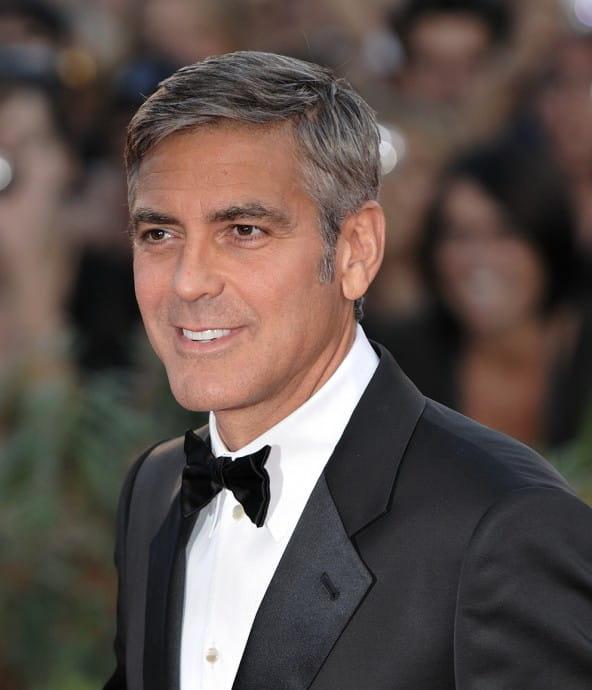 Le syndrome Clooney, quand les hommes sont comme le bon vin