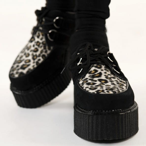 Les chaussures à semelle plateau bonne ou mauvaise idée ?