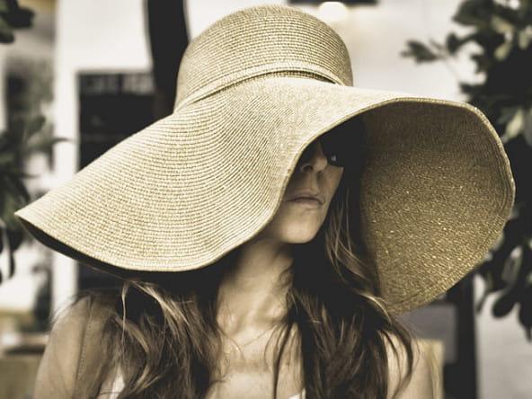 Et pourquoi pas un chapeau ?