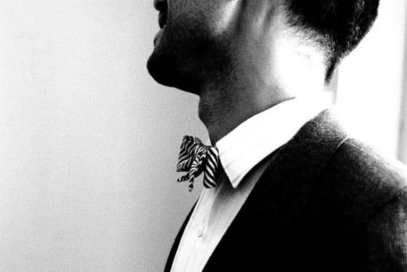 Les nœuds de costume : dandy style