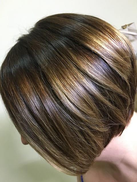 L'été, les cheveux se font une beauté -1