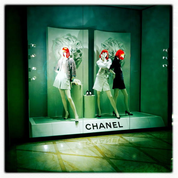 Chanel à contrepied sur l'e-commerce