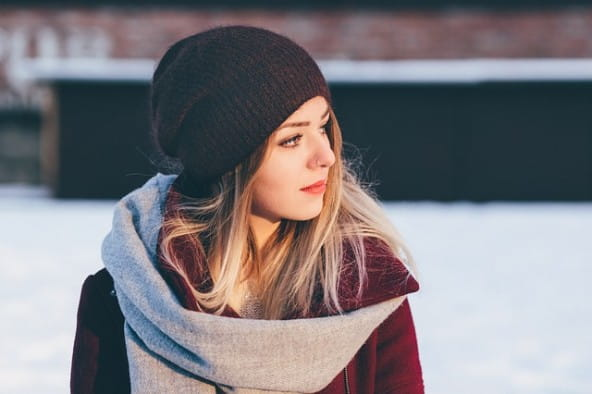 Garder un look tendance en hiver, c'est possible !