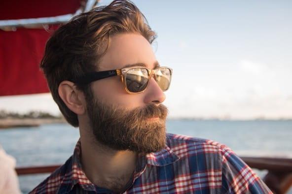 Les hommes barbus seront-ils encore tendance en 2018 ?
