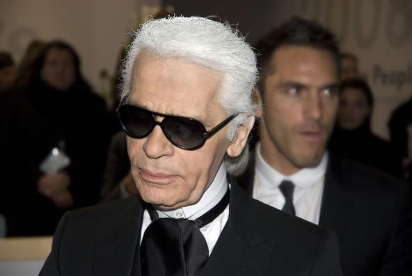 (Français) Les conseils relooking de feu le kaiser de la mode, Karl Lagerfeld